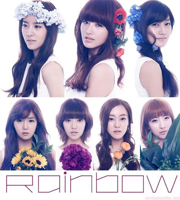Rainbow To Me http://mithunonthe.net/2011/04/06/rainbow-%EB%84%88%EB%BF%90-%EC%9D%B4%EB%9D%BC%EA%B3%A0-i-said-youre-the-one-song-to-me-album-review/ #rainbow #kpop