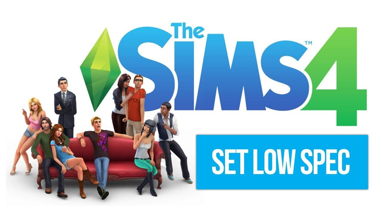 The Sims 4 Game Setting Low Spec In 2020 Sims 4 Characters Sims 4 Cheats Sims