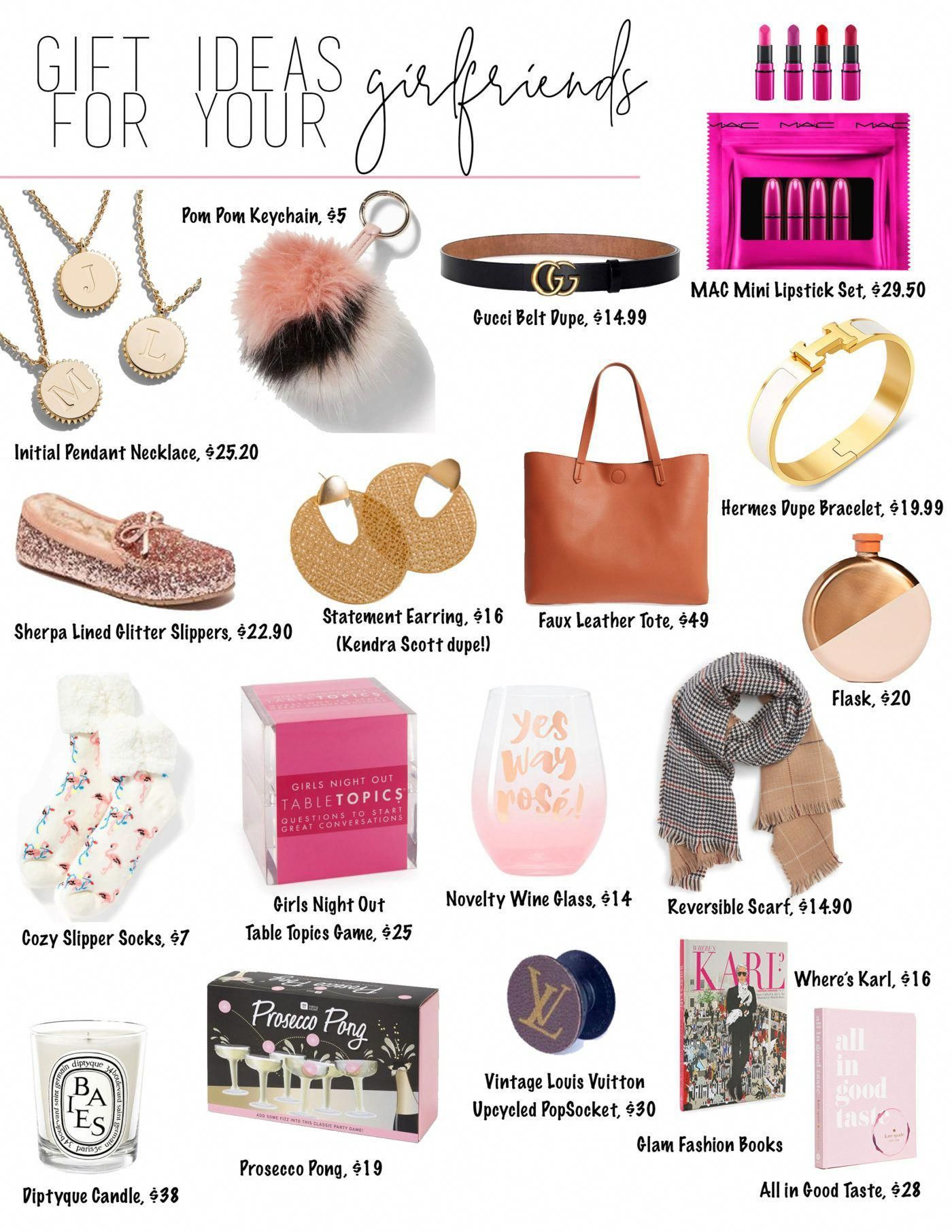 Gift Ideas For 30 Year Old Woman Nyc Gifts For Her Gifts For An Artistic Woman 201901 Girlfriend Gifts Gifts For Your Girlfriend Christmas Gift Inspiration