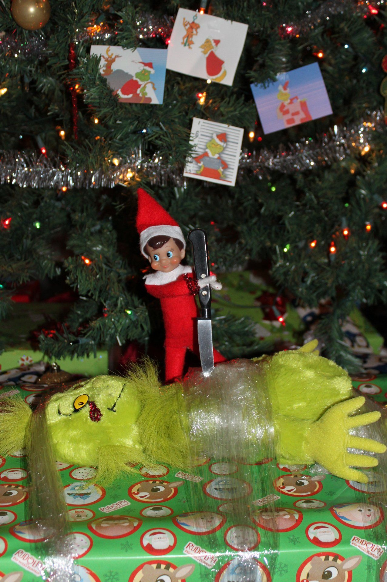 The Most Inappropriate Elf On A Shelf Ideas   Someecards Elf On The ...