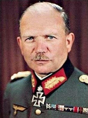 Portrait of General Heinz Guderian, circa 1943