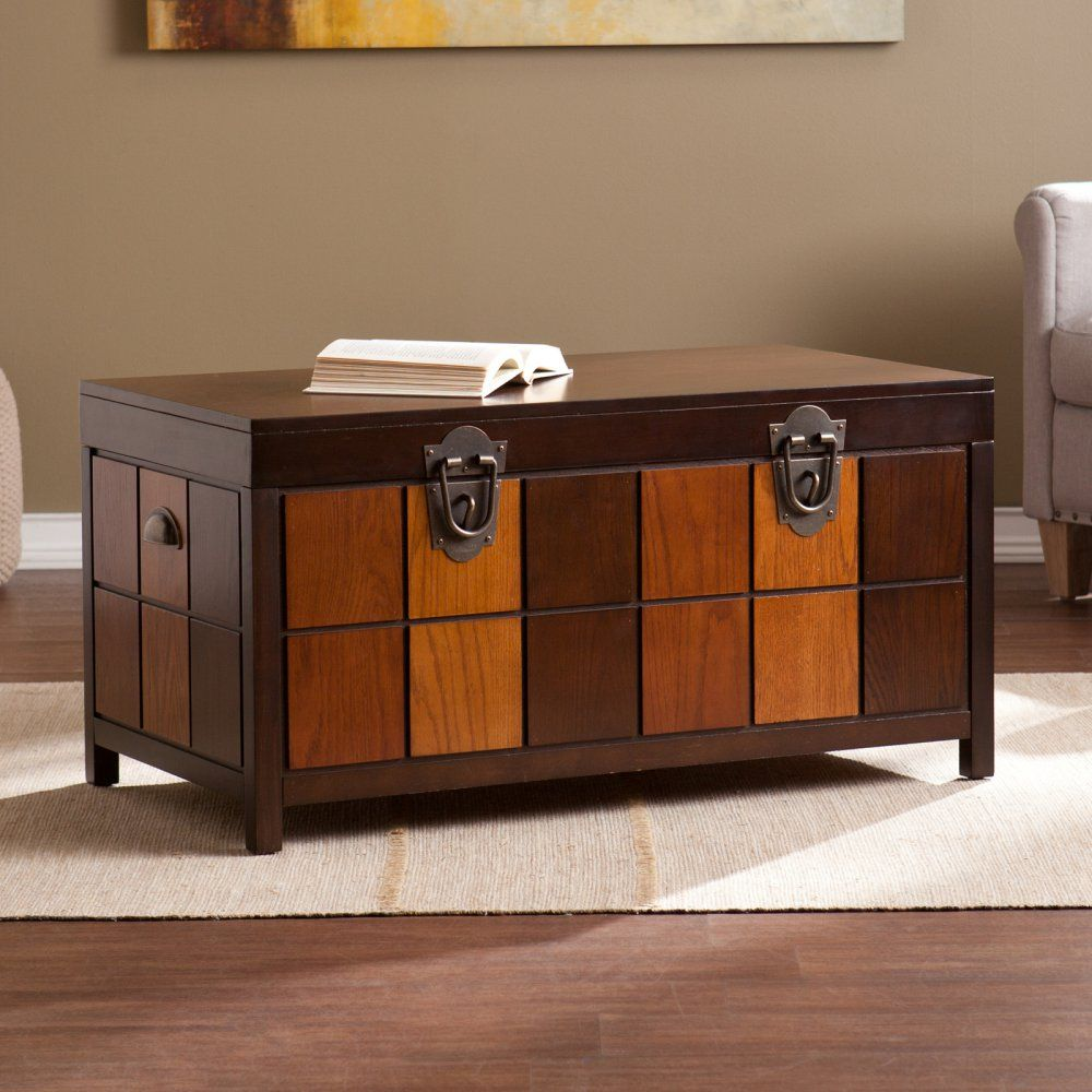 49++ Wicker storage chest coffee table trends