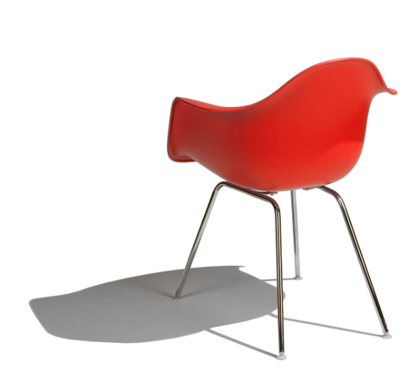 Eames Molded Armchair | • revit family furniture downloads
