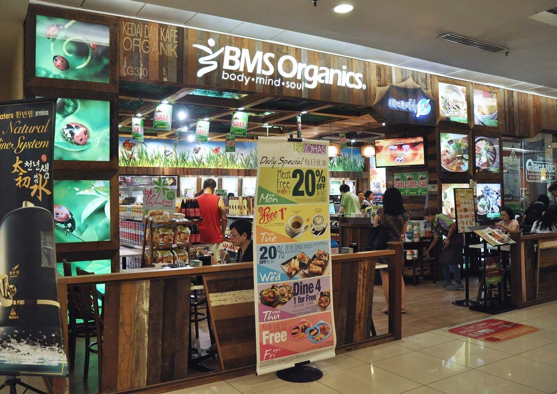 Be Lohas Healthy Cuisine By Bms Organics 1 Utama Shopping Centre
