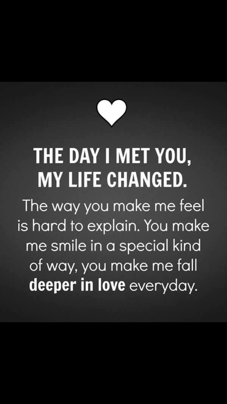 This Is So True! I Fall Deeper In LOVE With YOU Every Day