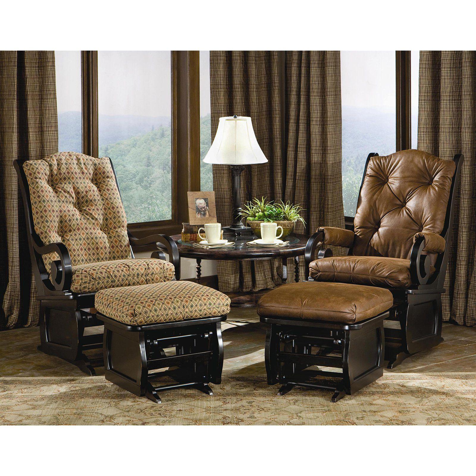 Brooks Furniture Patriot Glider Rocker | from hayneedle ... on Patriot Outdoor Living id=89205