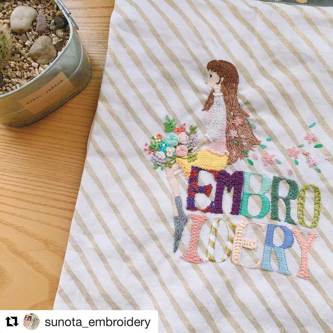 @sunota_embroidery #needlework #handembroidery #broderie #ricamo #embroidery #bordado