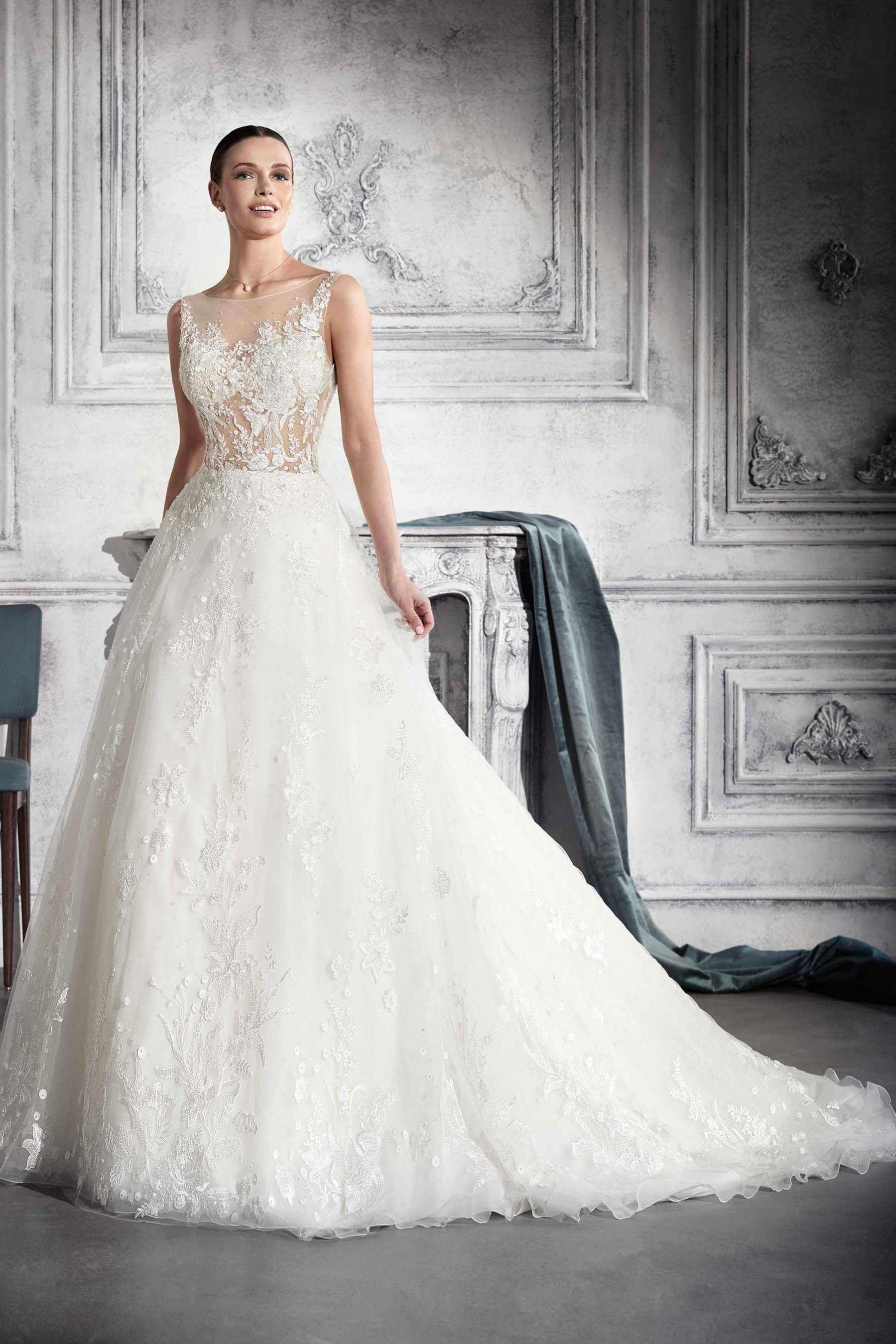 Demetrios wedding dress style wedding dress pinterest