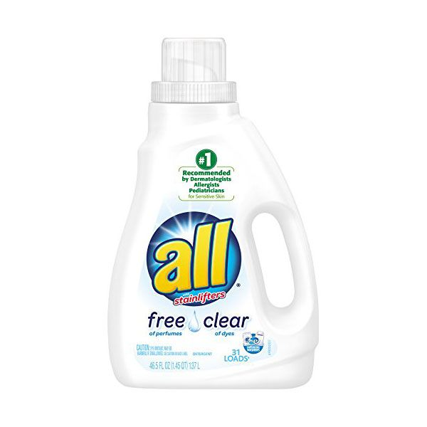 The Best Laundry Detergents For Sensitive Skin Baby Laundry Detergent Laundry Liquid Best Baby Detergent