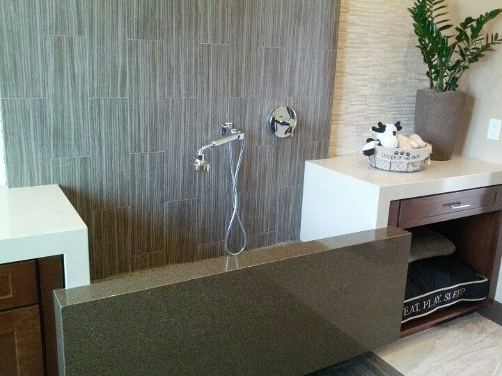 Dog Wash Station Home Sweet Home Pinterest Dog And Dog Rooms