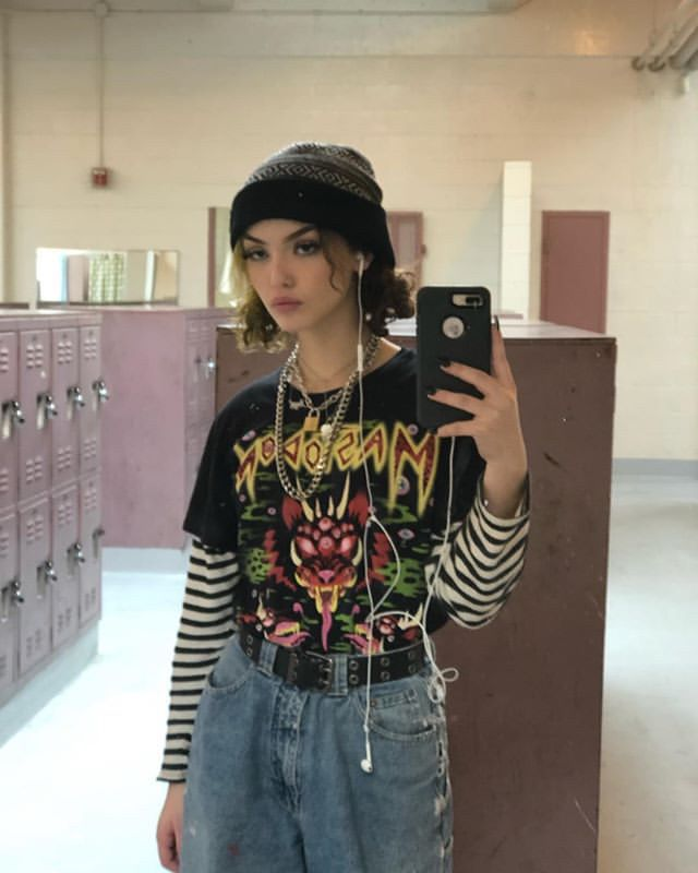 abebe29d84809 Pin by Marley on Outfit ideas in 2019 | Grunge outfits, Fashion, Fashion  outfits