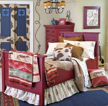 little girls cowgirl room   Cowboy Western Bedding Bedding ...