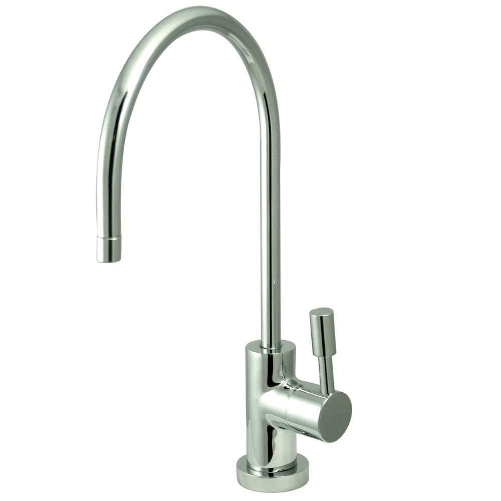 Kingston Brass Concord Chrome Single Handle Water Filter Faucet