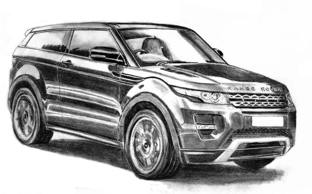 Land Rover Evoque By M J M A Deviantart On Deviantart