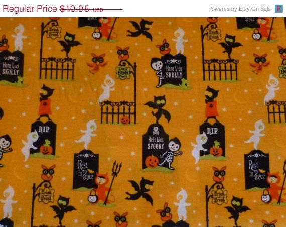 Cotton Fabric, Decorate, Home Decor,Halloween Fabric Costume
