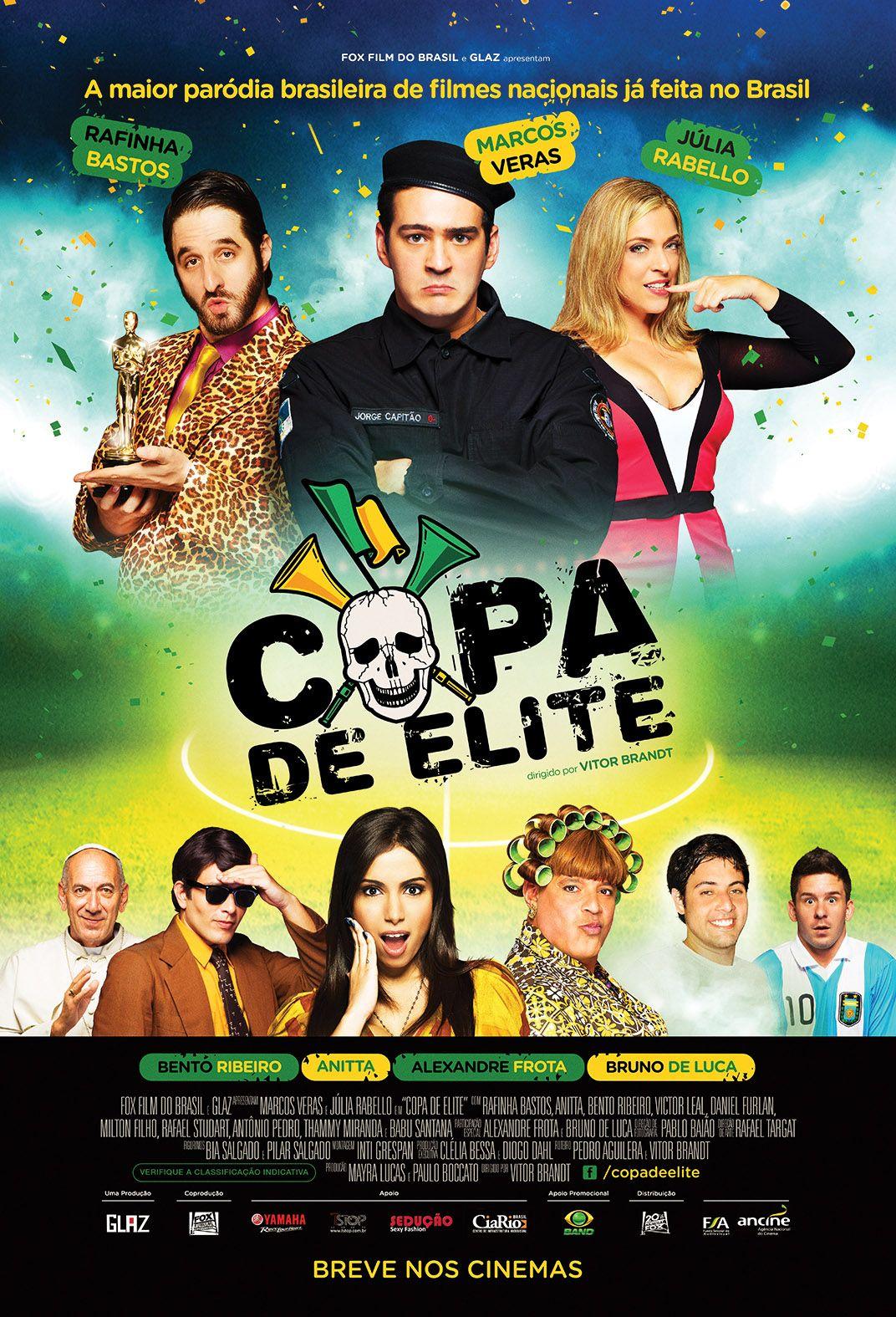Copa De Elite Estreia Em 17 De Abril De 2014 Trailer Http
