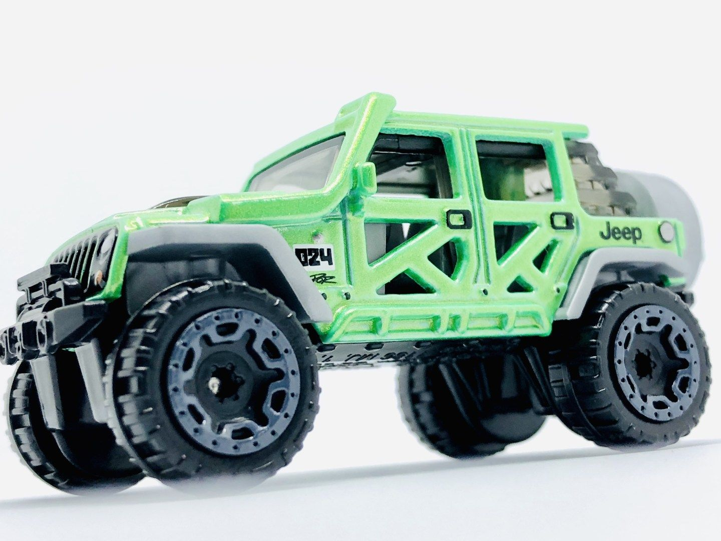 Showdown Hot Wheels Indonesia Jeep Wrangler Or Land Rover