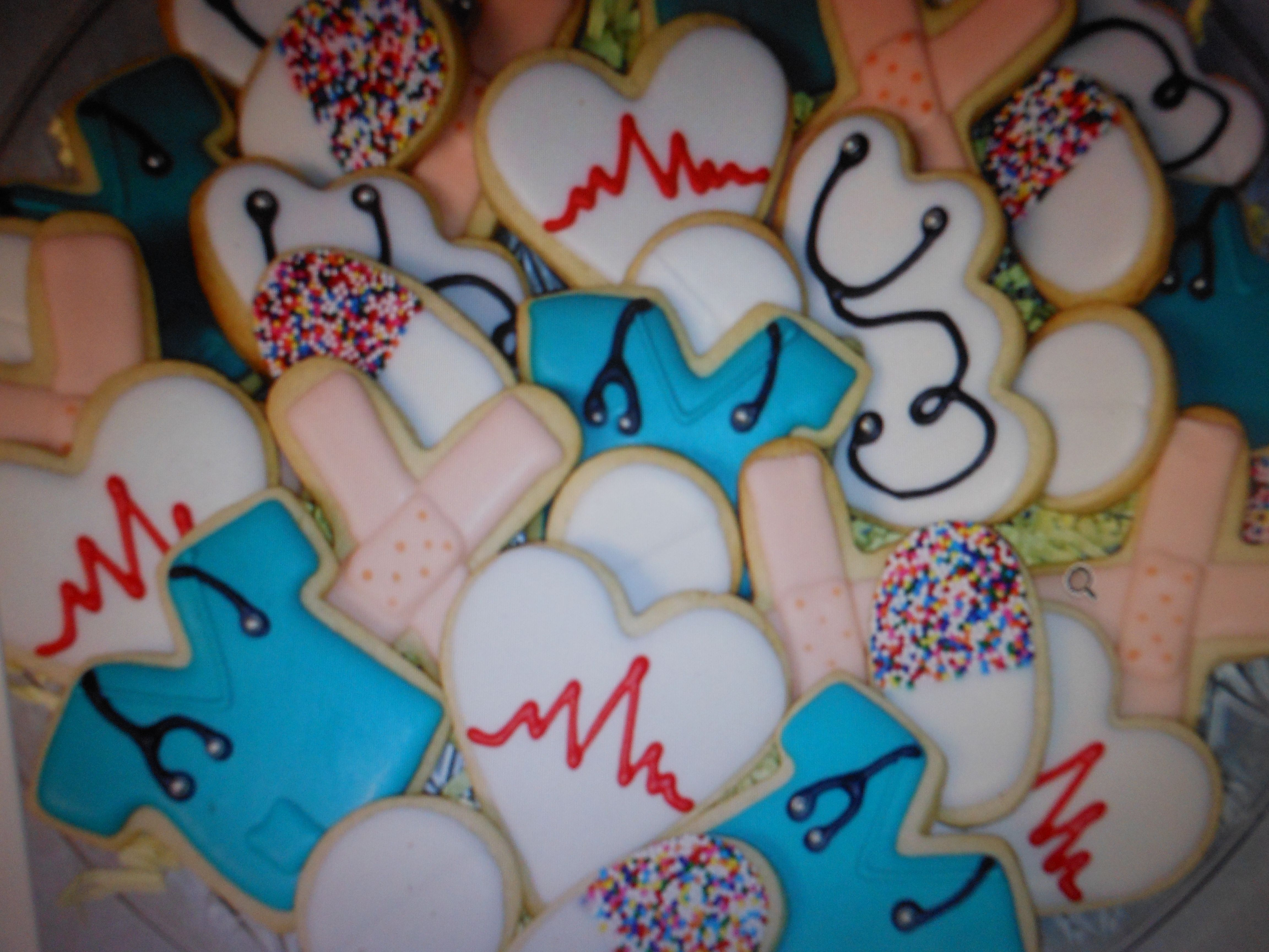 Someone Needs To Make Me These Cookies Medical Stuff