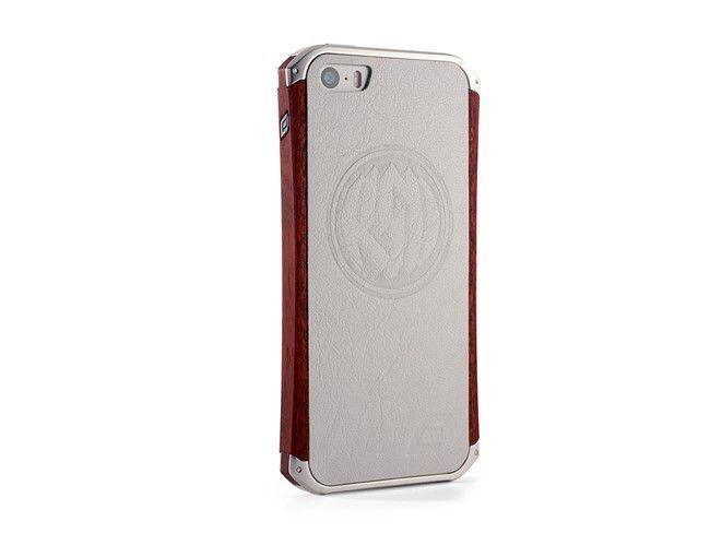 Roland Sands Design Element Ronin II iPhone 5/5S Oxblood Case