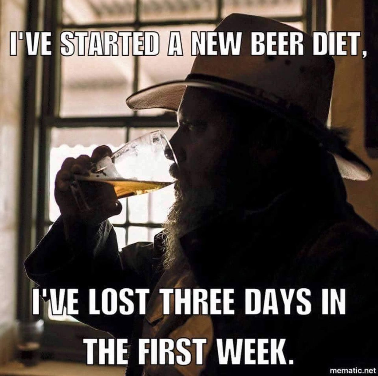 My idea of a diet...