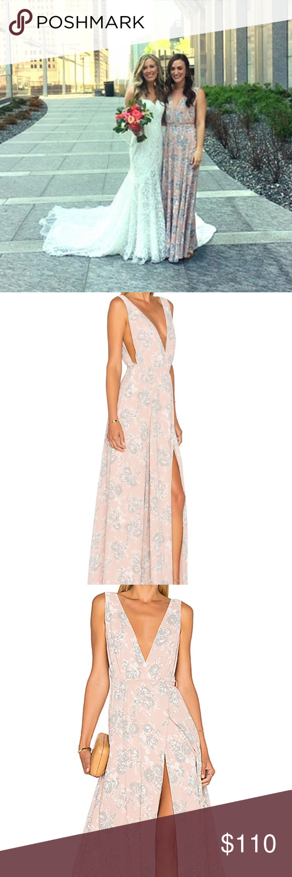 Lovers Friends Leah Gown Floral My Posh Picks Gowns Lovers