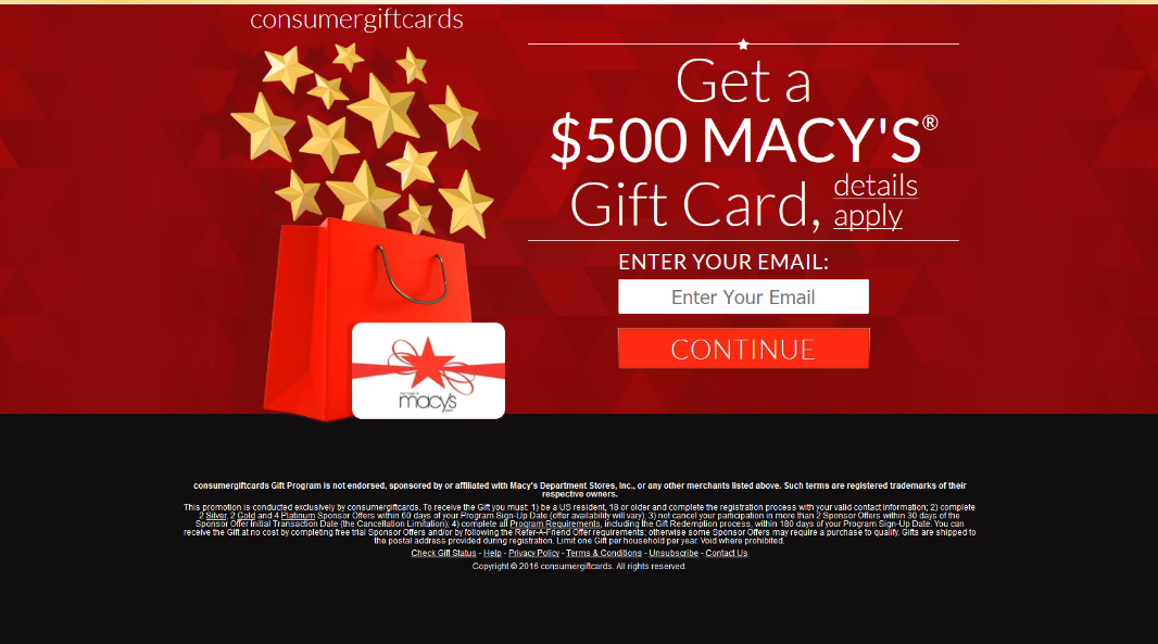 How Long To Get Macy S Card In Mail