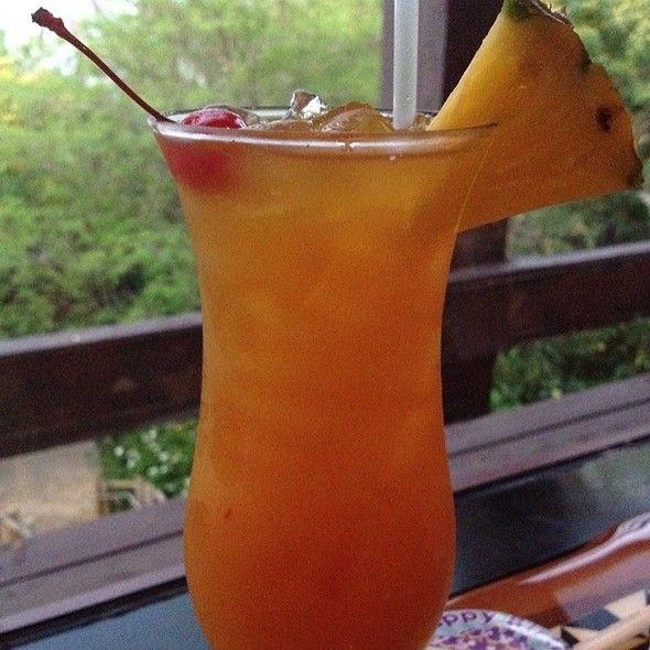Backscratcher Recipe served at Ohana in Polynesian Resort at Disney World