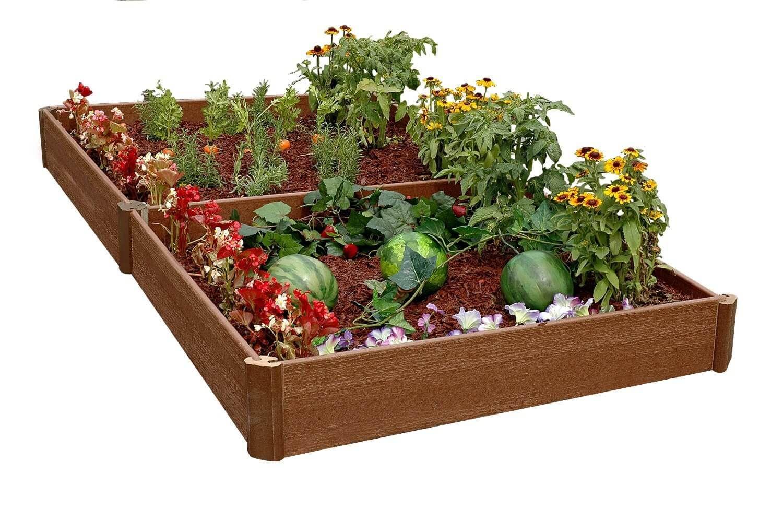 e26245b099efb1b1d6969d01de95d47a - Greenland Gardener Cedar Garden Bed Kit