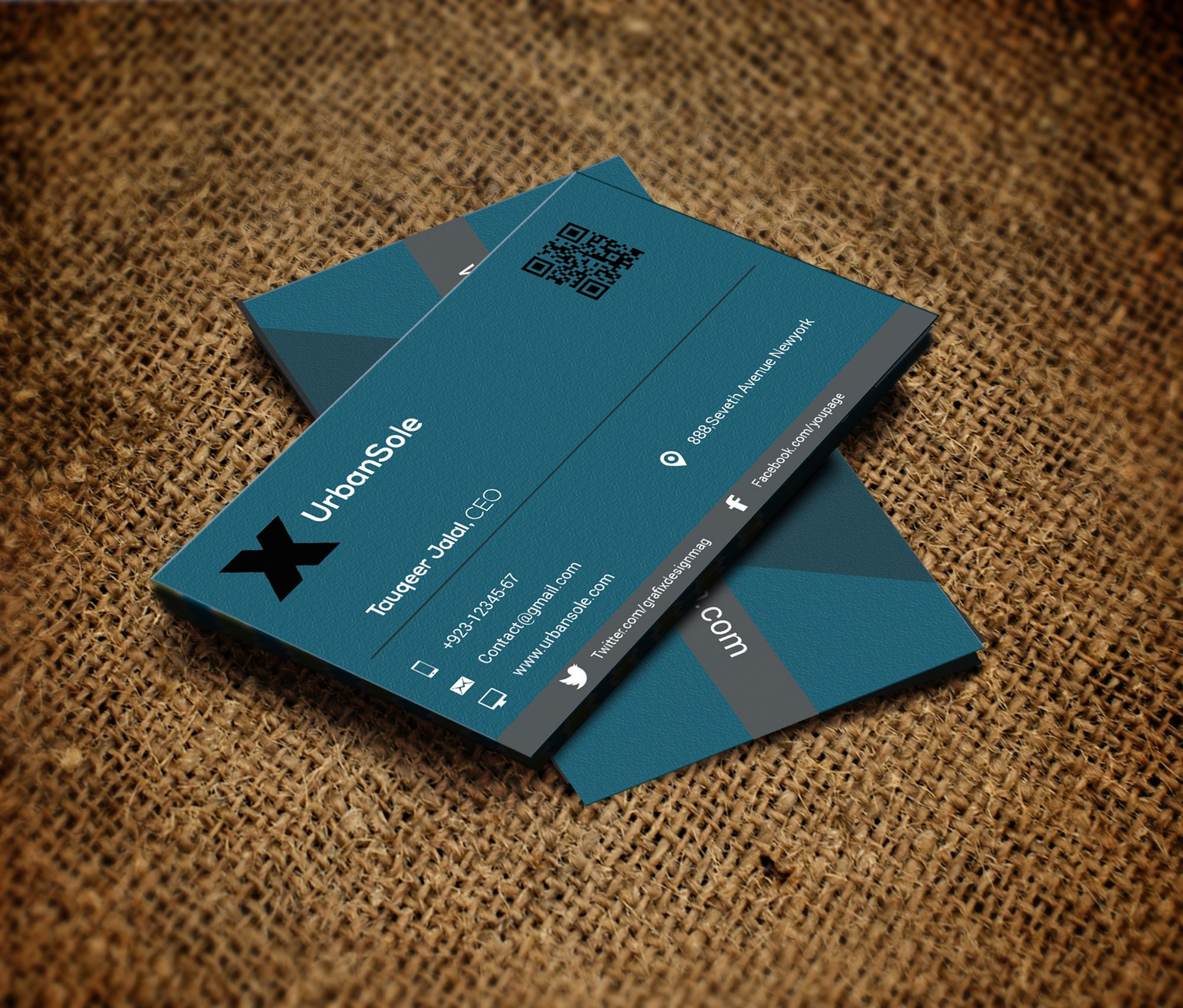 Free HighResolution Business Card Template PSD Files Free PSD - Download business card template psd