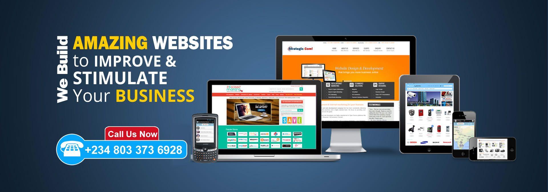 Best Website Design Agency In Lagos Nigeria Website Developement In Lagos Nigeria Website D Web Design Training Web Development Design Website Design Company