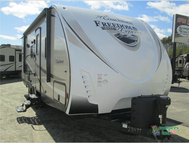 New 2016 Coachmen RV Freedom Express Liberty Edition 231RBDS Travel Trailer at Campers Inn | Union, CT | #18675