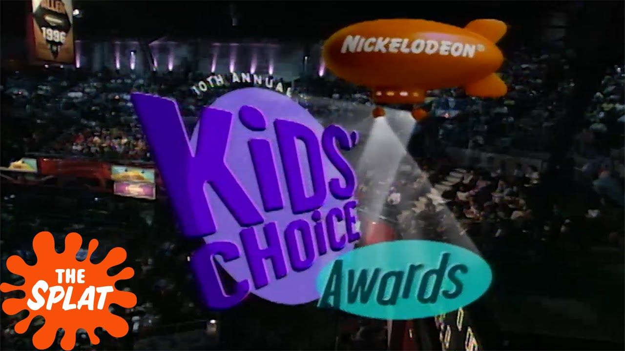 Nickelodeon Kids Choice Awards Classic Theme Song The Splat The