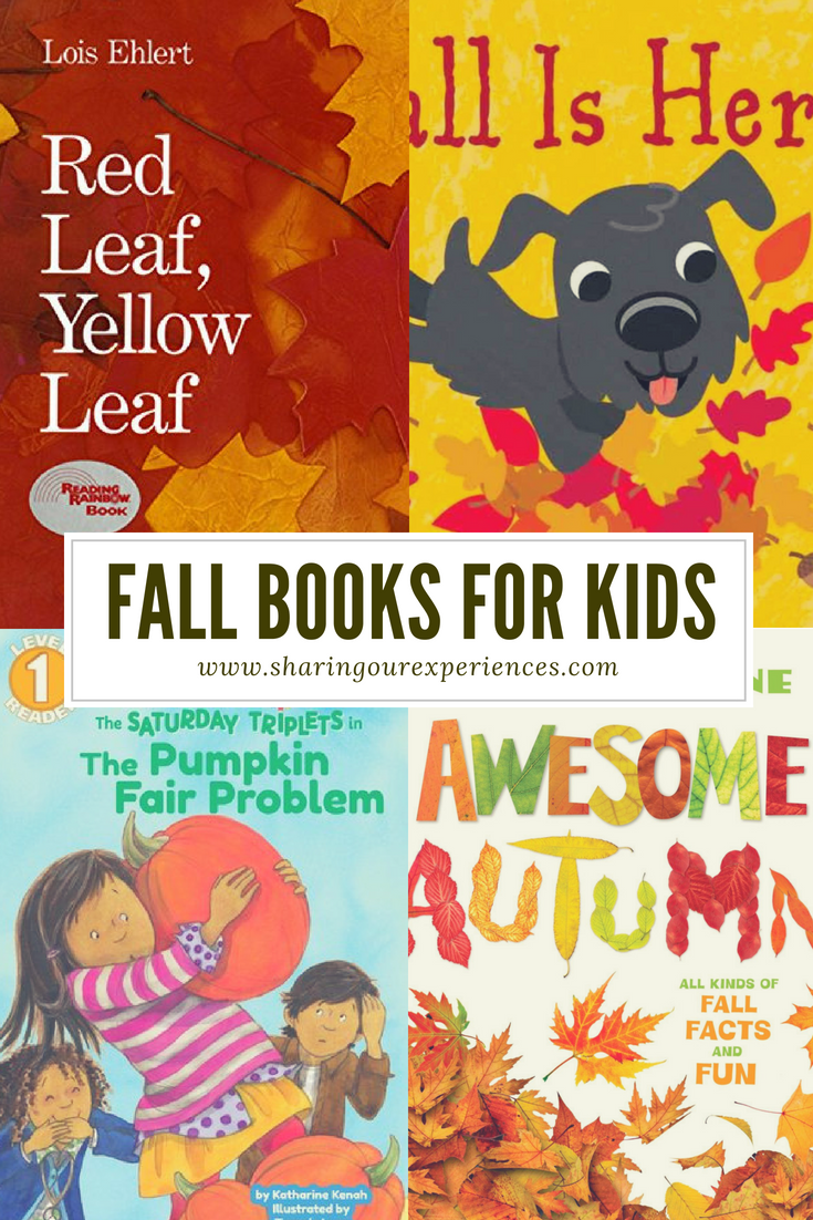 Fall Books For Kids Books For Toddlers And Preschoolers 2 To 4