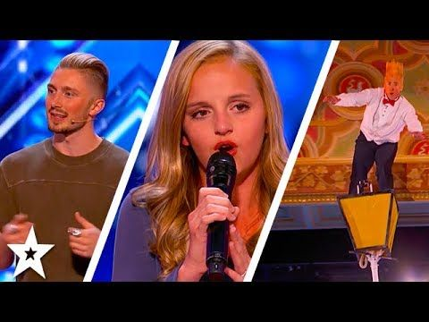 America S Got Talent 2017 Week 4 Auditions Evie Clair Just Jerk Dan America S Got Talent Talent Show Evie