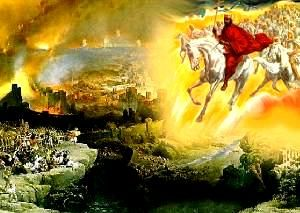 Image result for jesus on white horse