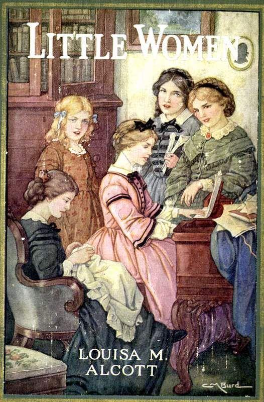 Image result for little women louisa may alcott