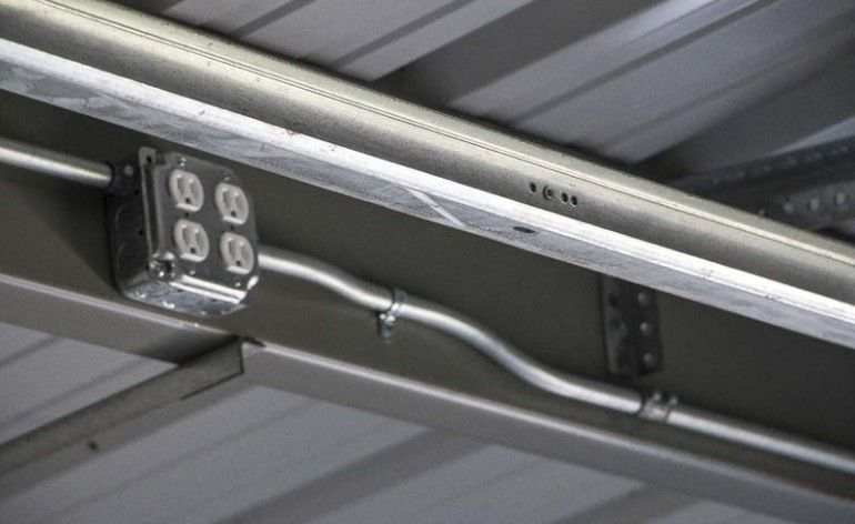 metal conduit wiring   Light   Electricity   Pinterest   Metals and     metal conduit wiring