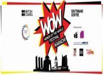 WOW Karachi 2016 Women of the World Festival 1st May 2016 in Karachi http://allevents.pk/events/WOW-Karachi-2016-Women-of-the-World-Festival-1st-May-2016-in-Karachi #wawKarachi    #festival     #womenoftheWorld