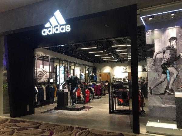 Consulado Menos que Canal  Adidas and Braun Buffel capture Changi T3 speciality store contracts |  Global Travel Shopping Guide | Changi, Global travel, Adidas
