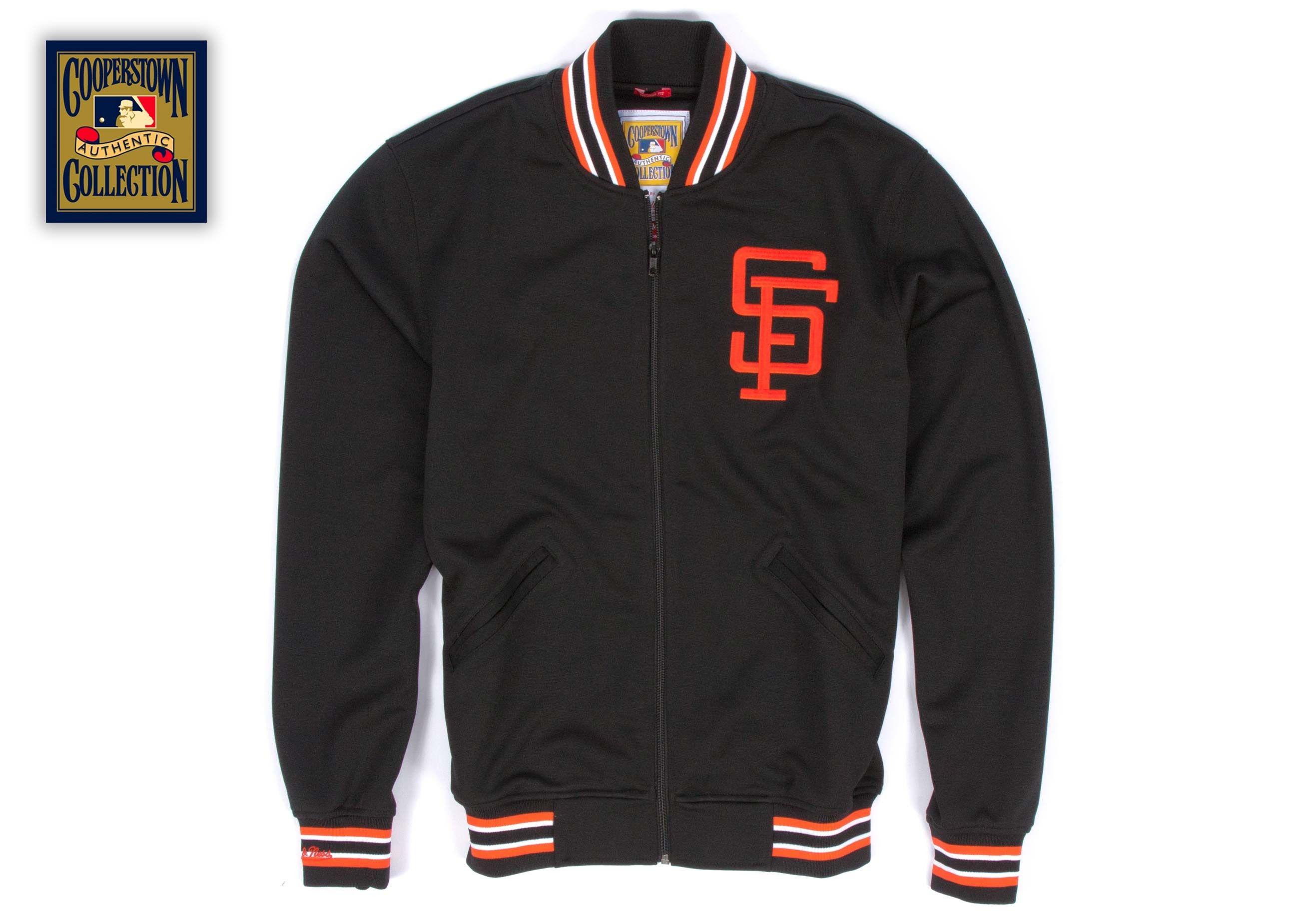 info for 24f68 7c5da 1987 Authentic BP Jacket San Francisco Giants - Shop ...