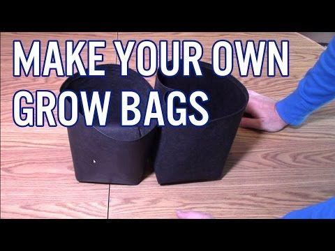 Diy Make Your Own Grow Bags For Your Garden Grow Bags 400 x 300