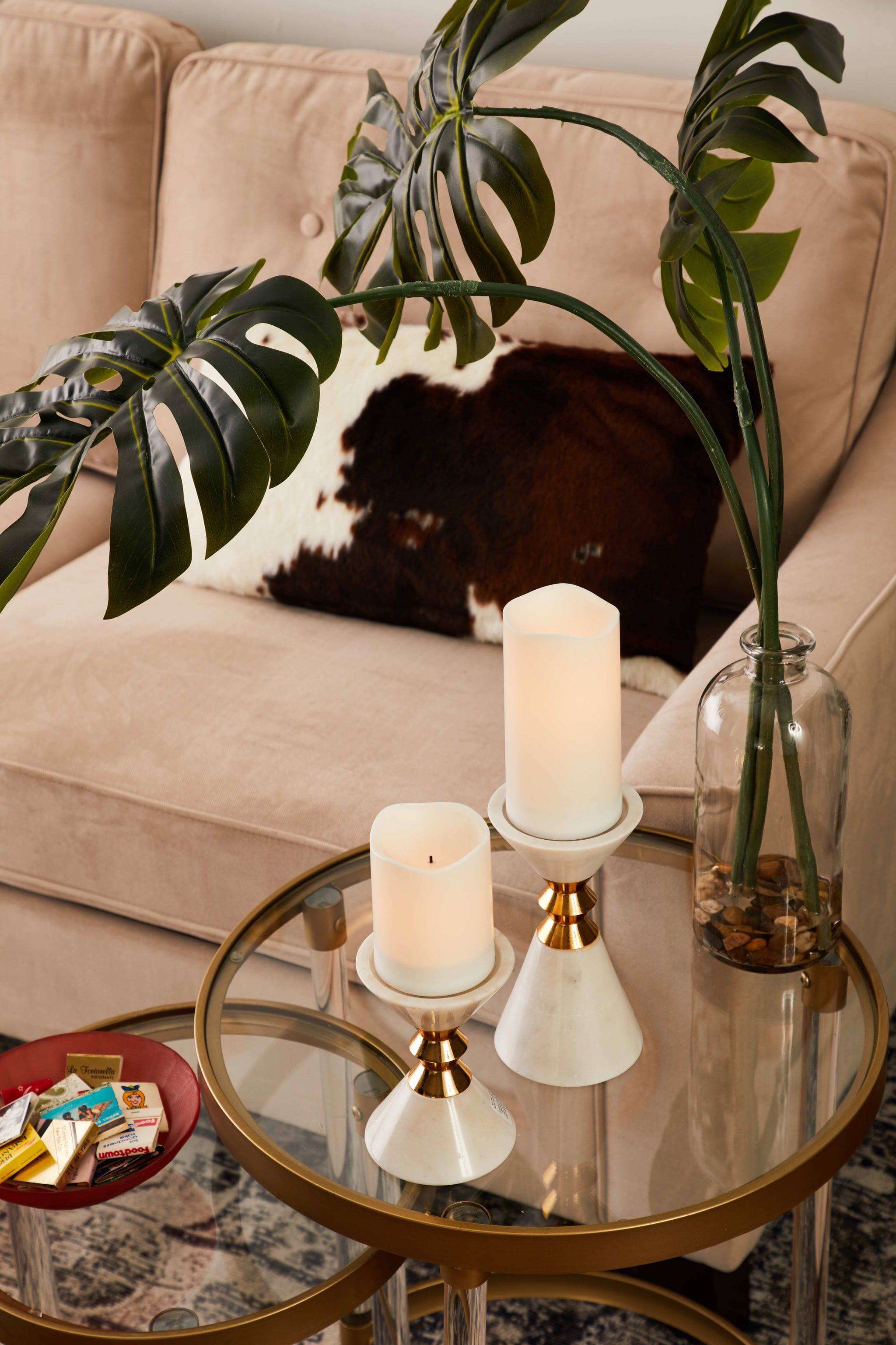 Pier 1 Fitness how 3 editors infuse their home decor with their individual styles