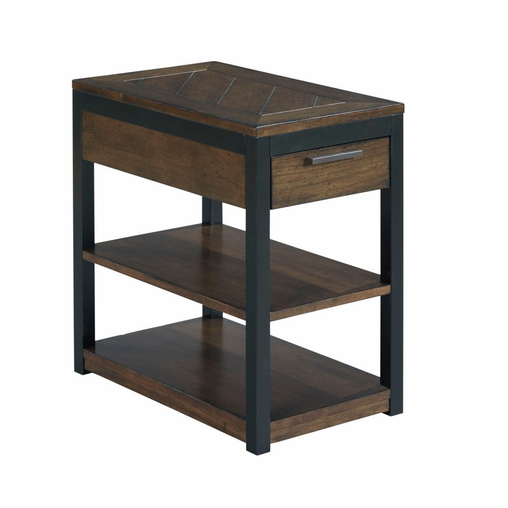 Hammary Franklin Charging Chairside Table KD 529 916