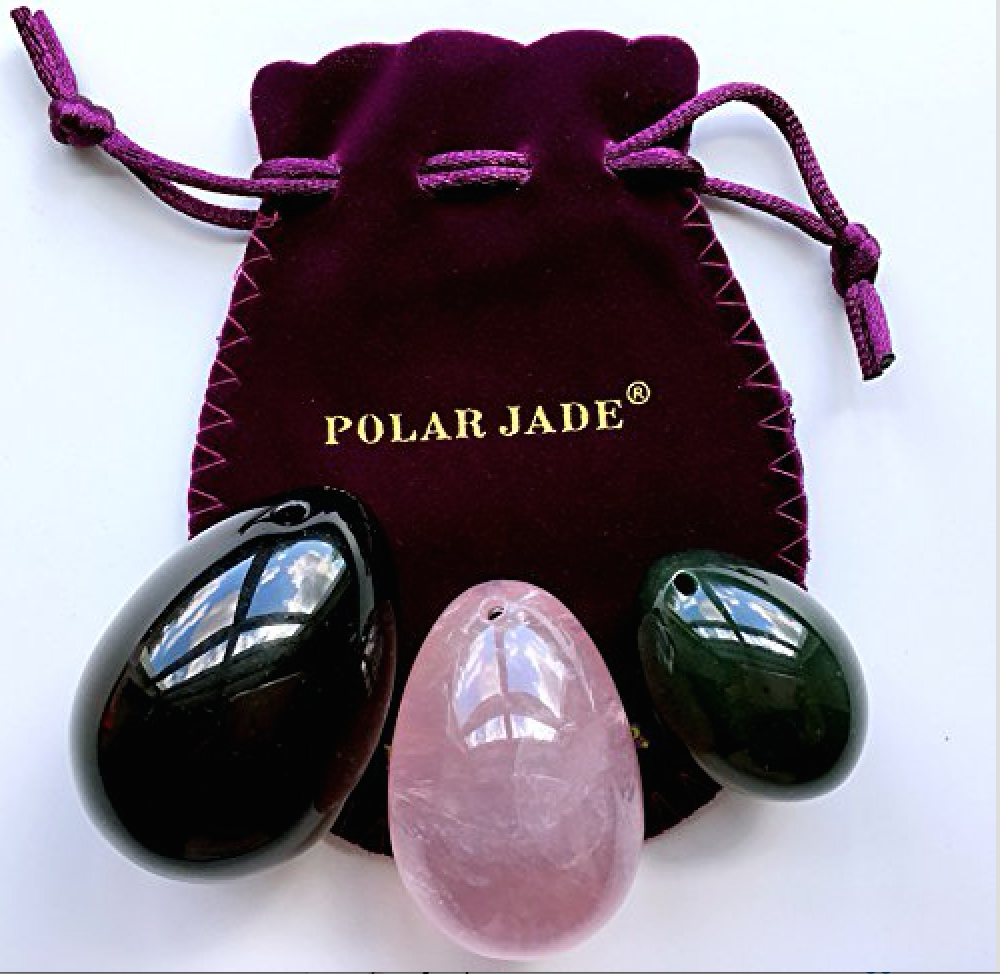 Responsible Natural Red Jasper Yoni Eggs Jade Egg Crystal Massage For Women Kegel Exercise Pelvic Floor Muscle Vaginal Exercise Ben Wa Ball With A Long Standing Reputation Massage & Relaxation