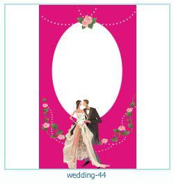 pernikahan bingkai foto 44 | Bunga tulip, Pernikahan, dan ...