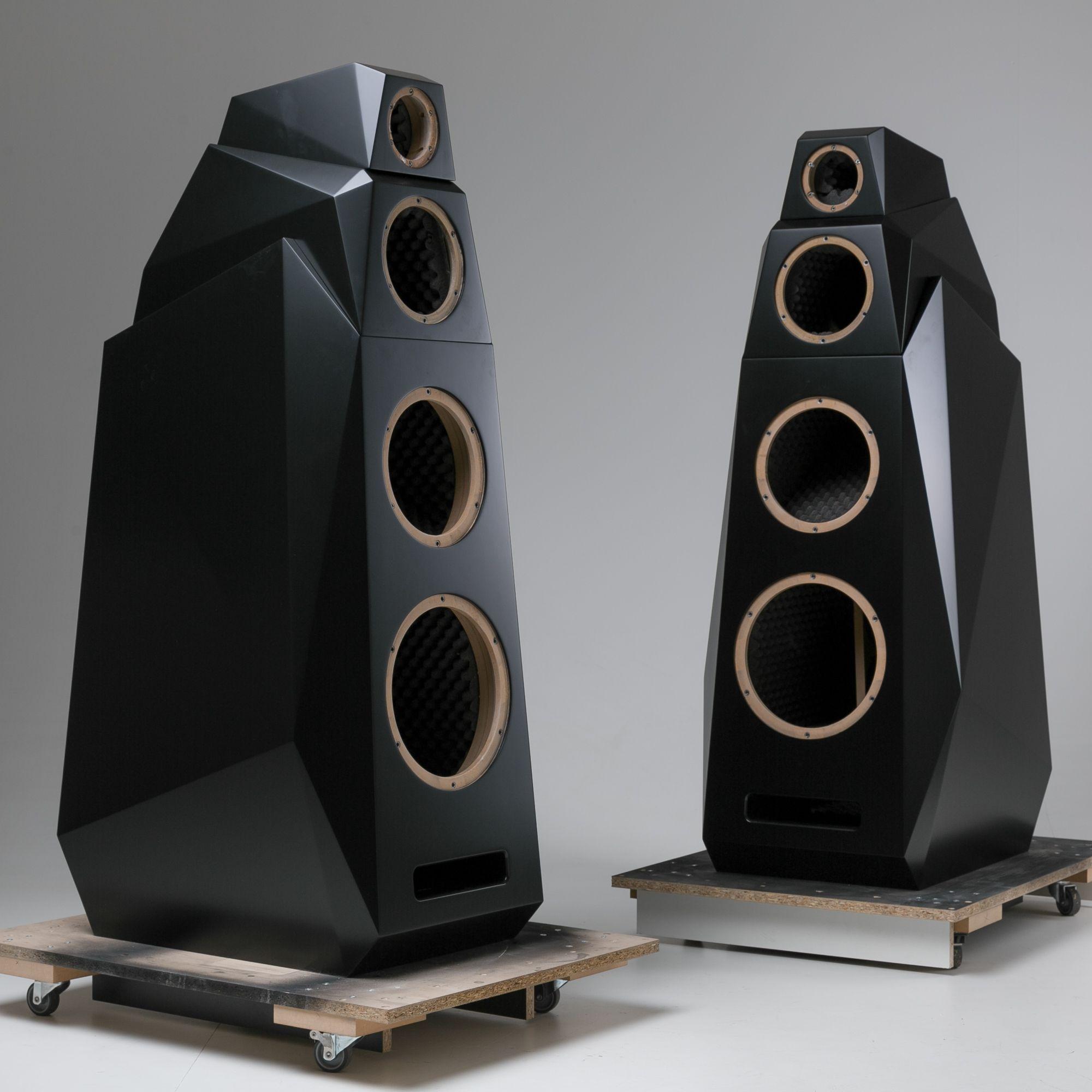 DIY speakers project | Speakers | Pinterest | Diy speakers ...