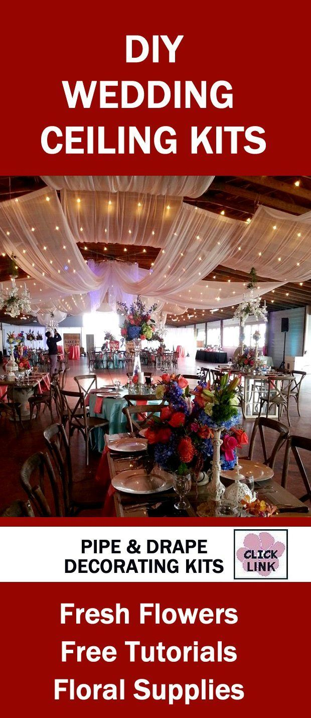 Httpwedding flowers and reception ideaswedding ceiling httpwedding flowers and reception ideaswedding ceiling decorml diy wedding ceiling kits pipe and drape assembly junglespirit Choice Image