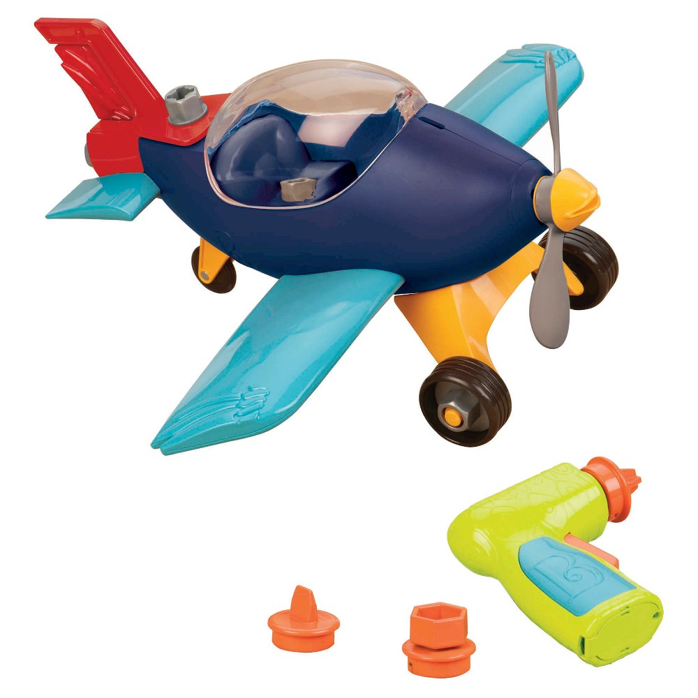 Toys for car dashboard  B toys Buildamajig  Aeroplane  Products