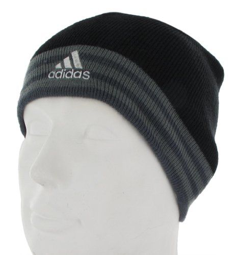 8ff473e472f adidas Men s The Crossing Reversible Beanie Hat  17.00