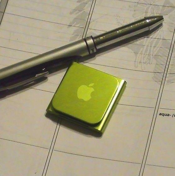 Apple Ipod Nano 6th Generation Green 8gb Near Mint Condition Apple Ipod Nano Ipod Apple Ipod